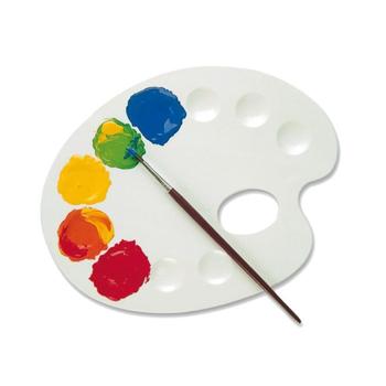Πινέλα - Παλέτες - Χρώματα