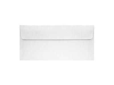 Φάκελοι Πολυτελείας 120γρ. 11x23εκ. Λευκός