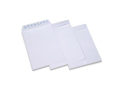 Φάκελος Λευκός 23X33 Αυτοκόλλητος 10τμχ