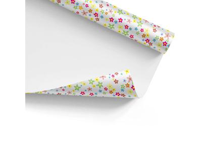 Χαρτί Περιτυλίγματος Λουλούδια