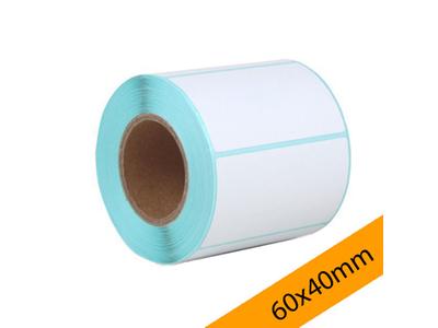 Ετικέτες Αυτοκόλλητες Θερμικές 60x40mm