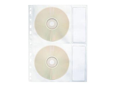 Ζελατίνα Αρχειοθέτησης CD A4