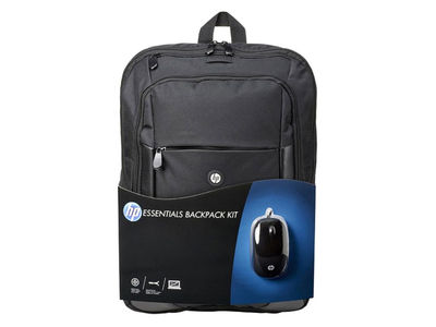 Τσάντα HP Notebook Essentials Kit Black 16