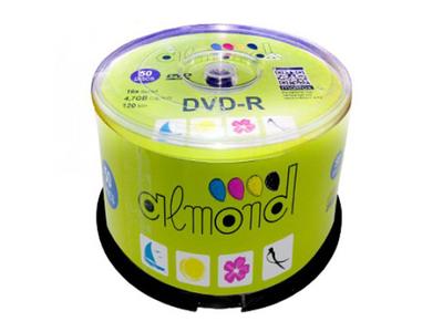 Almond CD-R 700mb 80min 52x 50τμχ