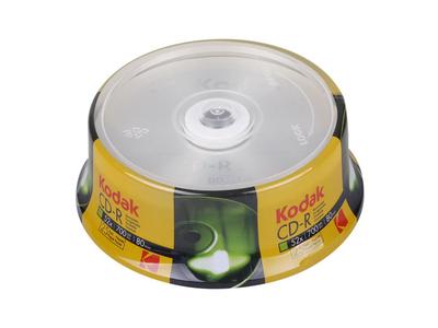 Kodak CD-R 700mb 52x 25τμχ