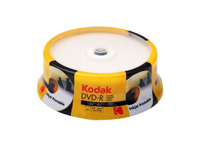Kodak DVD-R 4,7 Gb 16x Printable