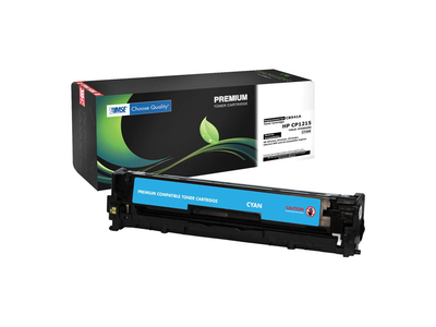 MSE HP Toner LJ Color CP1215 Cyan