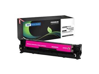 MSE HP Toner LJ Color CP1215 Magenta