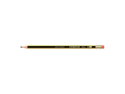 Μολύβι 120-4 HB Noris Staedtler με Γόμα