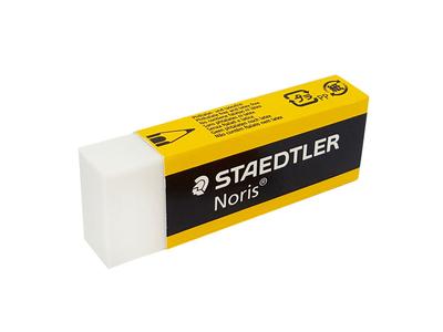 Staedtler Noris Γόμα Λευκή Μεγάλη