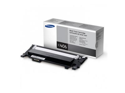 Toner Color Laser Samsung-HP CLT-K406S Black