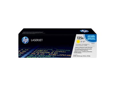 Toner Laser HP 125A Yellow