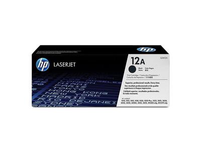 Toner Laser HP 12A