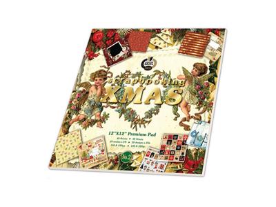 Χριστουγεννιάτικα Χαρτιά για Scrapbooking Νο 2