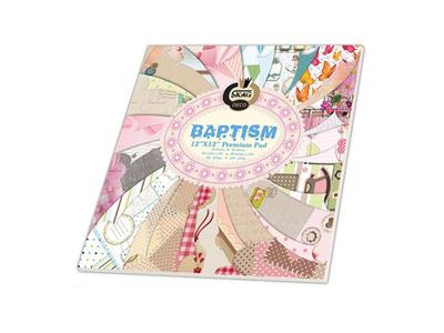 "Scrapbooking ""Baptism"""