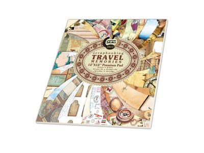 """Scrapbooking """"Travel Memories"""""""