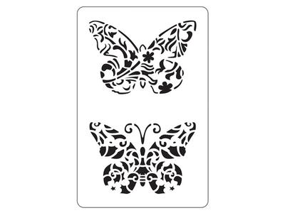 Stencil Πεταλούδες