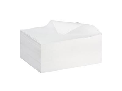 Χαρτί Μηχανογραφικό 11Χ9,5 (Α4) Μονό Λευκό