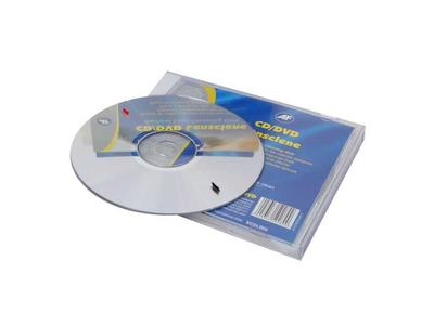 AF Καθαριστικός Δίσκος γιά Οπτικό Φακό CD/DVD