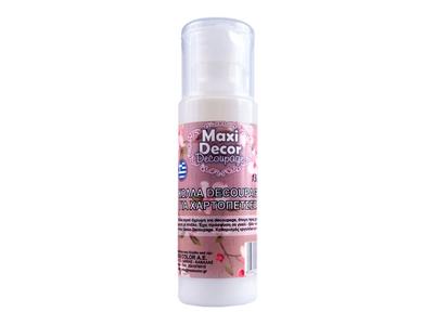 Maxi Decor Κόλλα Decoupage Χαρτοπετσέτας 130ml