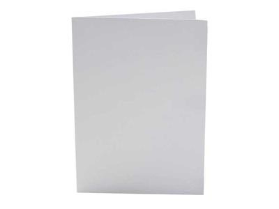 Ευχετήριες Κάρτες Λευκές Διπλές
