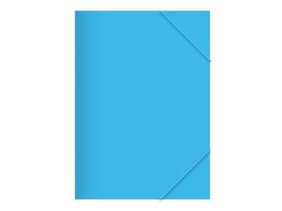 Ντοσιέ Πλαστικό Χρωματιστό Με Λάστιχο Α4 Noki