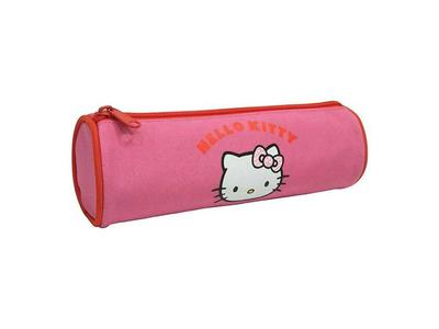 Κασετίνα Βαρελάκι Hello Kitty