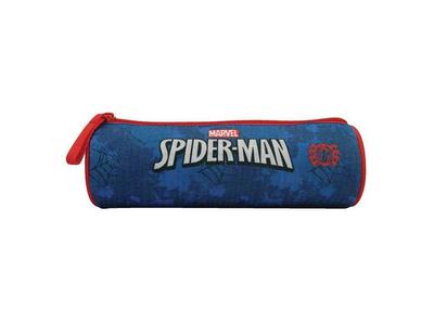 Κασετίνα Βαρελάκι Spiderman