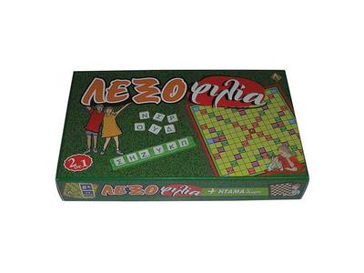 Επιτραπέζιο Παιχνίδι Λεξοφιλία