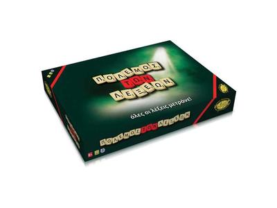 Επιτραπέζιο Παιχνίδι Πόλεμος των Λέξεων