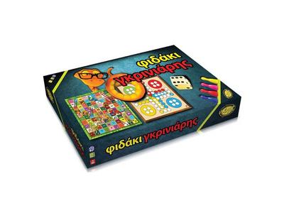 Επιτραπέζιο Παιχνίδι Φιδάκι - Γκρινιάρης
