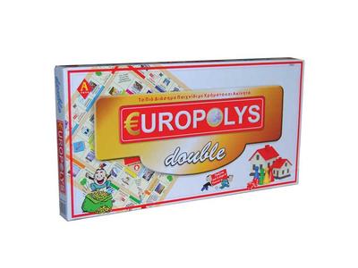 Επιτραπέζιο Παιχνίδι Europolis Double