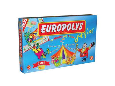 Επιτραπέζιο Παιχνίδι Europolis Junior