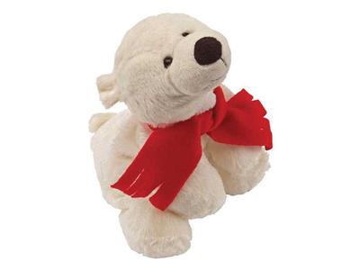 Αρκουδάκι Λευκό 10,5x22x24εκ.