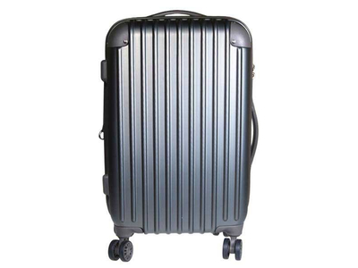 Βαλίτσα Ταξιδίου ABS Γκρι