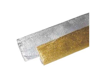 Χαρτιά Γκοφρέ Χρυσό-Ασημί 50x200εκ