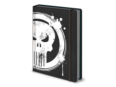 Σημειωματάριο Premium Α5 Punisher