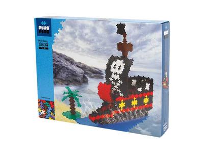 Plus Plus Τουβλάκια σε Κουτί 1060τεμ Πειρατές
