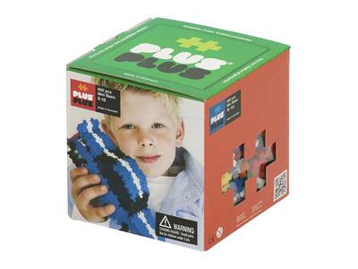 Plus Plus Τουβλάκια σε Κουτί 600τεμ Basic