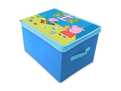 Κουτί Αποθήκευσης Μεγάλο Peppa Pig