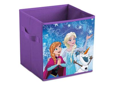 Κουτί Αποθήκευσης Frozen Μωβ