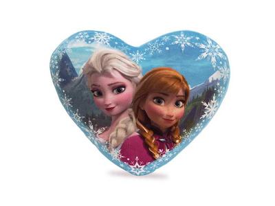 Μαξιλάρι Καρδιά Μεγάλη Frozen