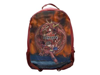Τσάντα Πλάτης με Θήκες Bakugan