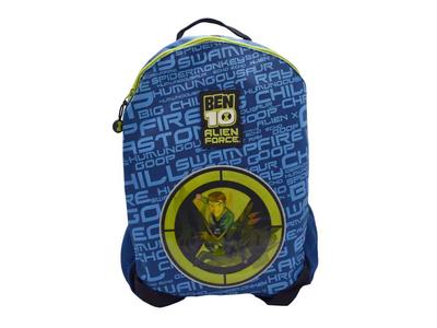 Τσάντα Πλάτης με Θήκες Ben 10