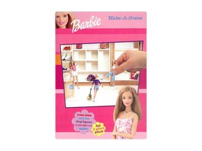 Αυτοκόλλητα Make a Scene Barbie DE664170