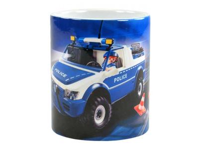 Κούπα Playmobil Αστυνομία