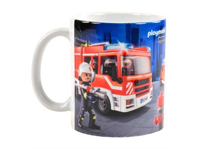 Κούπα Playmobil Πυροσβεστική
