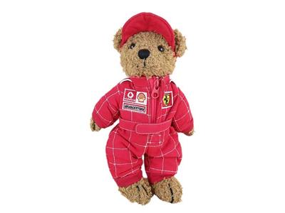 Λούτρινο Αρκουδάκι 24εκ Ferri Ferrari