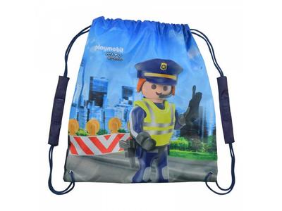 Σακίδιο Γυμναστηρίου Playmobil Αστυνομία