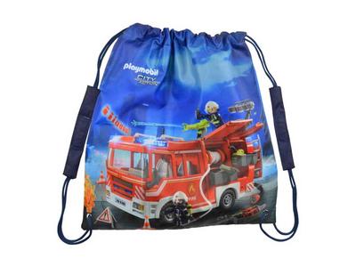 Σακίδιο Γυμναστηρίου Playmobil Πυροσβεστική